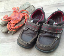 Boys Leather Hush Puppy Shoes Size 9