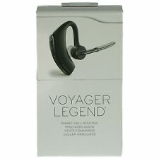 Plantronics Voyager Legend Bluetooth V3.0 A2DP Noise Cancelling Headset Black MP