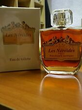 OFFERTISSIMA  2 CONFEZIONI LES NEREIDES PATCHOULI ANTIQUE 100 ML NO TESTER!!