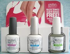 gelish BUY FOUNDATION + TOP IT OFF, GET FREE NOURISH 3-pc Gift Set ~ New, Sale!