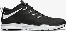 Nike Train Quick Trainer Black White Breathable Flywire 844406-017 $140 Mens 10