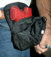 Concealment Gun Holster Nylon Vertical Fanny Pack  M
