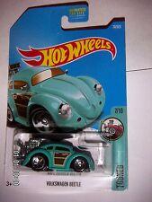 HOT WHEELS 2017  74/365  Volkswagen Beetle  TOONED  7/10  1:64