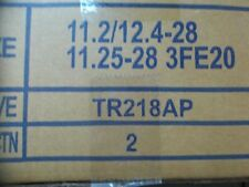 ONE  New Tractor Tube 11.2/ 12.4x28 DEERE FORD (11.2x28, 12.4x28)