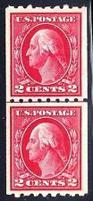 U.S. 411 Mint VF+ JL PAIR. (0711)