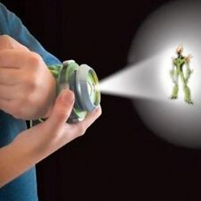 BANDAI BEN10 Kids Projector Force Omnitrix Alien Viewer Watch Cartoon Watch Gift