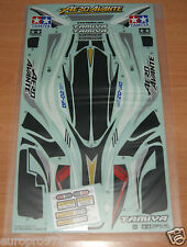 Tamiya 58550 Aero Avante/DF-02/DF02, 9496122/19496122 Decals/Stickers, NIP