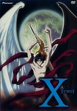 USED  DVD // X  -- 2   [Anime Series] (2001) // EPISODES 4  + 5+6