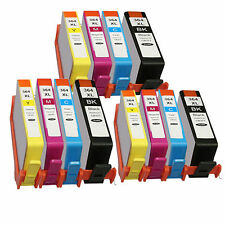 12 HP 364 XL INK CARTRIDGES For PhotoSmart 5520 5510 6520 7520 b110a with Chips