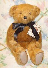 """BOYDS PLUSH 15"""" 2006 ARTIST STEVE SCHUTT UNIQUE TEDDY BEAR HENRY SHUTTERBEAR NEW"""