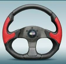 Momo Corse Pilota 2 Steering Wheel, Black & Red,  Last one, very rare !!!!