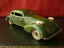 1930's Distler JD 3058 Tin Wind-up Streamline Coupe Deluxe Limousine w/ Lights