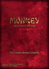 Monkey Magic Complete DVD Collection Box Set R4 New & Sealed 16 discs 52 eps New