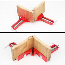 1x90°Corner Clamp, Picture Framing Woodworking Welding Vice