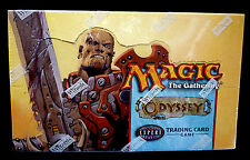 WOTC Magic the Gathering Odyssey Booster Box New from 2001 MTG