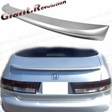 Painted 03-05 Honda Accord 7th LX DX EX Sedan OE Type FRP Rear Lip Trunk Spoiler