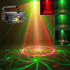 SUNY 24Patterns 3 Lens LED Stage Laser Light MINI Projector IR Remote Control