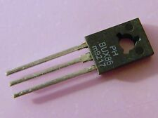 10x BUX86 NPN high voltage transistor 400V 0.5 A 20W, Philips