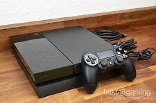 Playstation 4 | PS4 | 500GB Jet Black | taktGaming | Garantie*