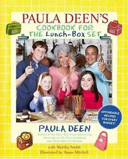 Paula Deen's Cookbook for the Lunchbox Set ( Recipes for Kids ! ) THANKS Y'ALL