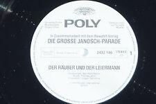 DER RÄUBER UND DER LEIERMANN -  LP 1975 Poly Promo Archiv-Copy mint