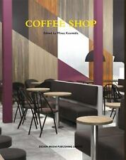 COFEE SHOP - NEW HARDCOVER BOOK