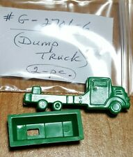 Vintage Cracker Jack G-2701-6 Series Snap Together Dump Truck Gadget Toy