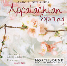 Aaron Copland's:  Appalachian Spring 2002 by The Seattle Music Orchestra; Norths