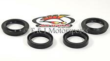 1998-2010 YAMAHA XVS650 XVS 650 V-STAR **FORK OIL SEALS & DUST WIPERS KIT**