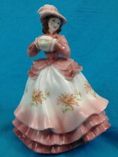 "Royal Worcester Compton & Woodhouse 1995 ""Sweet Aster"" Bone China Figurine"