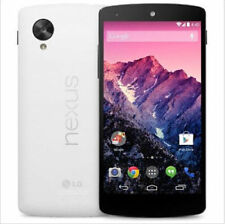 "Unlocked New Original LG Nexus 5 D820 16GB 8MP 4.95"" GSM Smartphone White"