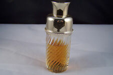 Nina Ricci Lalique Spray Bottle 4 3/4 inch tall bottle 3/4 full at least