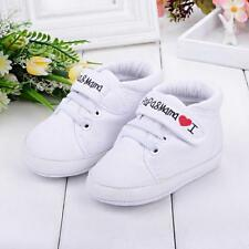 Fashion Cute Baby Infant Kid Boy Girl Soft Sole Canvas Sneaker Toddler Shoes Y2