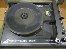 AUDIOTRONICS MODEL 312T Record Player