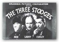 COMEDY MOVIE POSTER The Three Stooges: Opening Credits