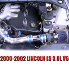 BLUE 2000-2002 LINCOLN LS BASE LSE SEDAN 3.0 3.0L AIR INTAKE KIT SYSTEMS