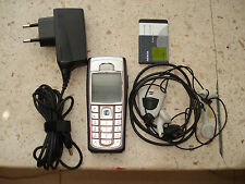 NOKIA 6230I +   charger headset with microphone