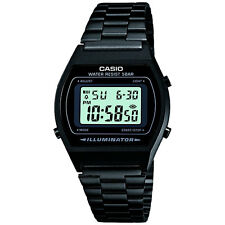 Casio mens black Illuminator watch B640WB-1AEF