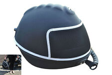 High Quality Black Waterproof Motorbike Motorcycle Helmet Bag - All Helmet Sizes