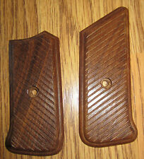 WWII GERMAN HEER ARMY WAFFEN LUFTWAFFE MP44 STG 44 MG WOODEN GRIPS-PAIR