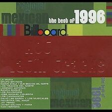 NEW - Billboard Latin Series: Best Of Mexican 1996 by Various Artists