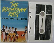THE BOOMTOWN RATS A TONIC FOR THE TROOPS AUSTRALIAN RELEASE CASSETTE TAPE