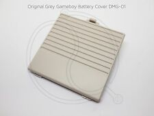 Gray / Grey Replacement Battery Cover - Game Boy Original Classic DMG-01 PART