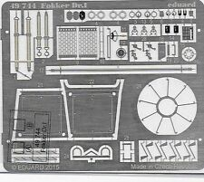 EDUARD 1/48 ETCHED DETAILS 49744 FOKKER Dr.1 (REVELL) **FREE POSTAGE WITH KIT**