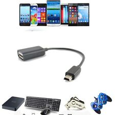 USB Host OTG Adaptor Adapter Cable Cord For Coby Kyros Tablet PC MID1125 MID7042