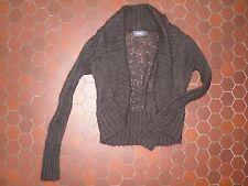Gilet marron en laine femme MEXX taille M