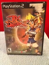 Jak and Daxter: The Precursor Legacy (Sony PlayStation 2 PS2, 2002) + Poster