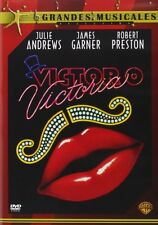 Victor / Victoria [DVD] *NEU* DEUTSCH mit James Garner, Julie Andrews