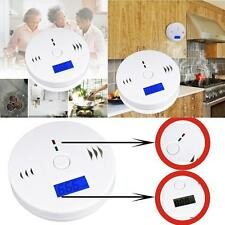 Pro Fire Smoke Sensor Detector Alarm Tester Home Security System Cordless BE
