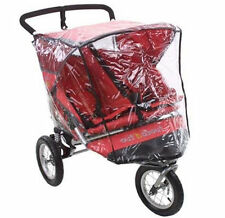 Brand new in bag Out n about double Nipper 360 raincover in clear